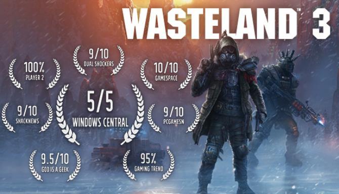 Wasteland 3 Update v1 3 3 Free Download