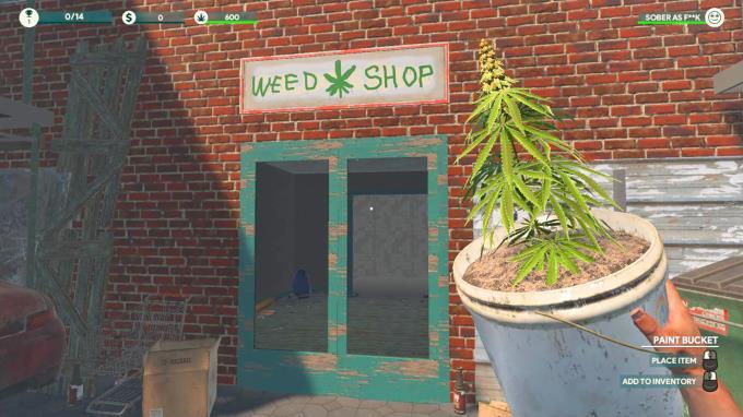 Weed Shop 3 PC Crack
