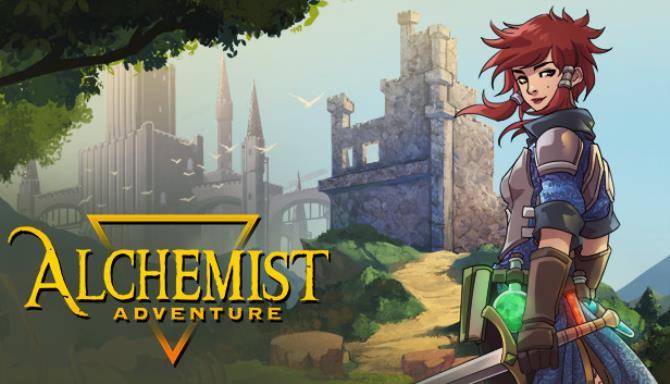 Alchemist Adventure-DOGE