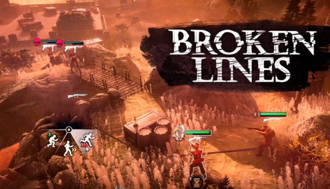 Broken Lines The Dead and the Drunk Update v1 6 1 0 Free Download