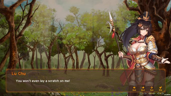 Love n War Warlord by Chance Torrent Download