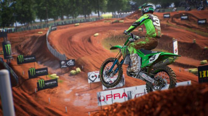 MXGP 2020 The Official Motocross Videogame Update v01 0 0 5 PC Crack