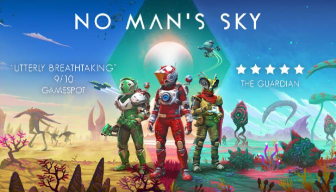 No Man's Sky Frontiers Free Download