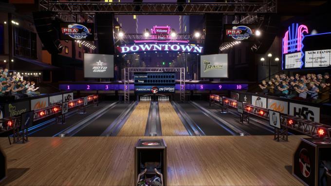 PBA Pro Bowling 2021 Update v20210219 PC Crack