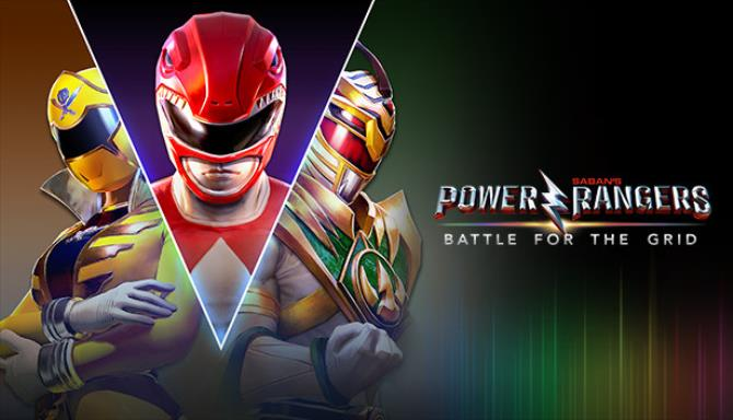 Power Rangers Battle for the Grid Super Edition Free Download