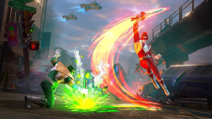 Power Rangers Battle for the Grid Super Edition PC Crack