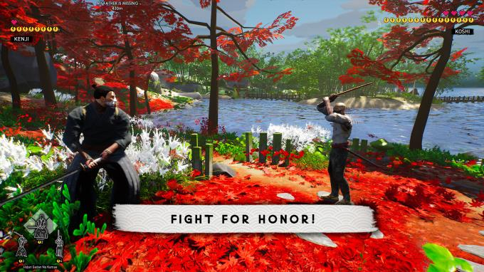 RONIN Two Souls Chapter 1 PC Crack