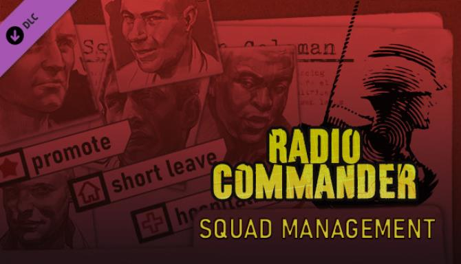 Radio Commander Squad Management Update v1 14-CODEX