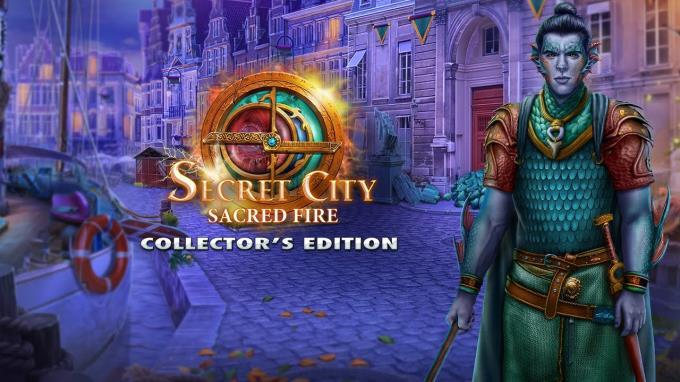 Secret City Sacred Fire Collectors Edition Free Download
