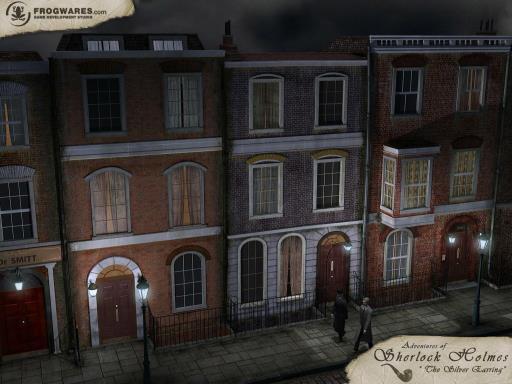 Sherlock Holmes: The Silver Earring PC Crack