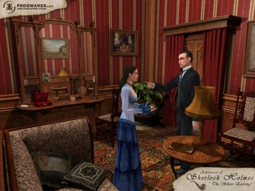 Sherlock Holmes: The Silver Earring Torrent Download