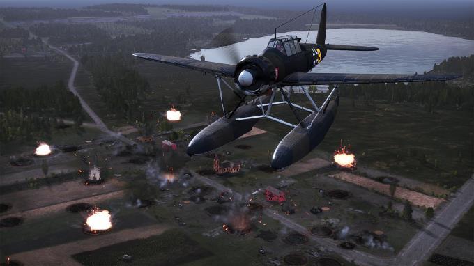 Steel Division 2 Burning Baltics Update v51345 Torrent Download