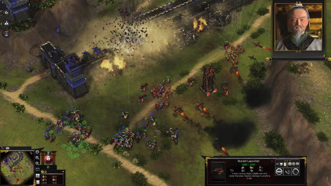 Stronghold Warlords The Art of War PC Crack