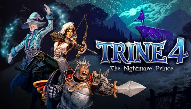 Trine 4 The Nightmare Prince Melody of Mystery Update Build 8682-CODEX