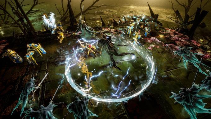 Warhammer Age of Sigmar Storm Ground PC Crack