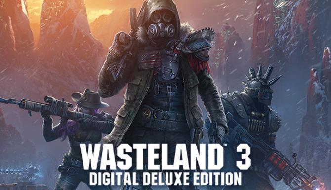 Wasteland 3 - Digital Deluxe J3733 Free Download