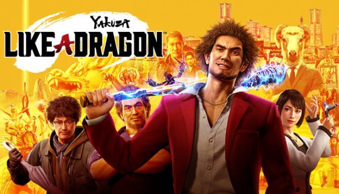 Yakuza Like a Dragon Free Download