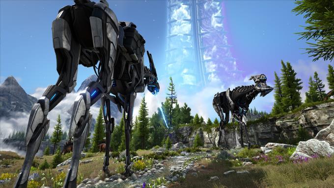 ARK Survival Evolved Genesis Part 2 PC Crack