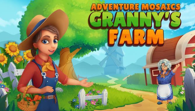Adventure Mosaics Grannys Farm Free Download