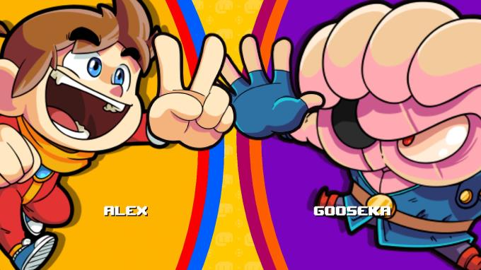 Alex Kidd in Miracle World DX PC Crack