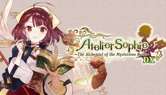 Atelier Sophie The Alchemist of the Mysterious Book DX Update v1 02-CODEX