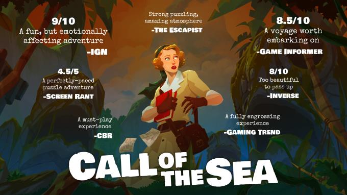 Call of the Sea Update v1 4 1 0 Torrent Download