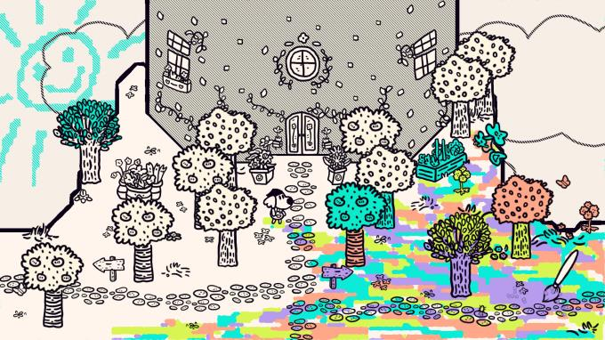 Chicory: A Colorful Tale Torrent Download