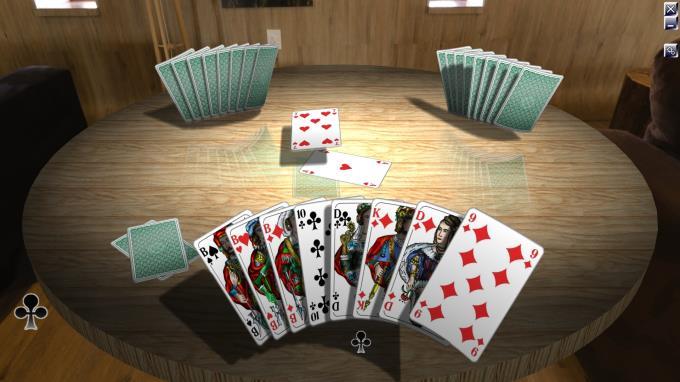 Classic Card Games 3D Torrent Download