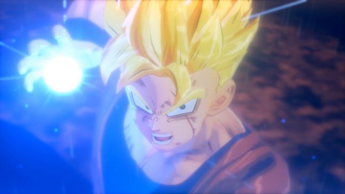 Dragon Ball Z Kakarot Trunks The Warrior of Hope PC Crack