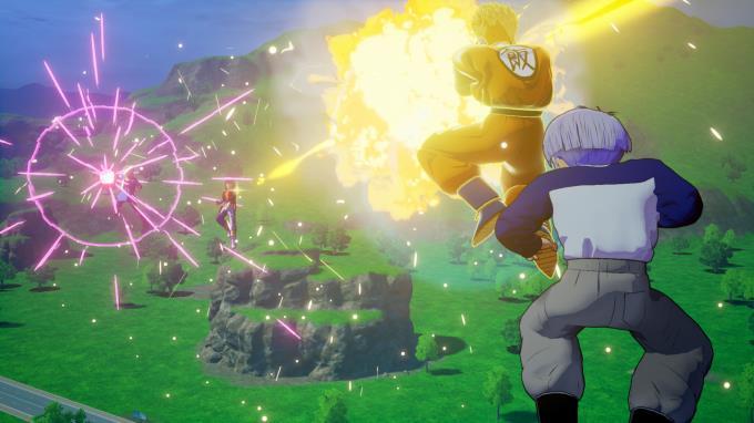 Dragon Ball Z Kakarot Trunks The Warrior of Hope Torrent Download