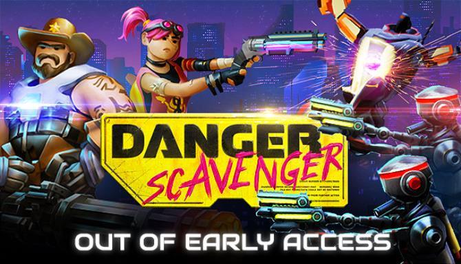 Danger Scavenger Update v2 0 6 Free Download