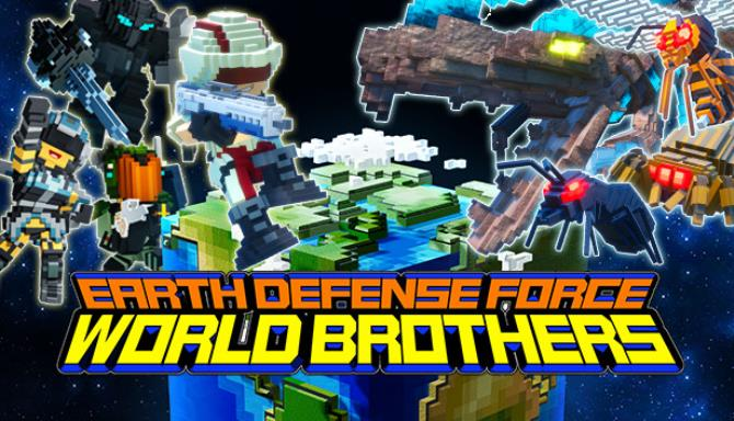 EARTH DEFENSE FORCE WORLD BROTHERS Update v20210608 incl DLC Free Download