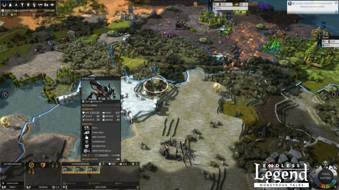 Endless Legend Monstrous Tales Update v1 8 45 PC Crack