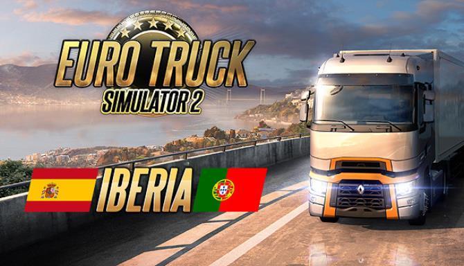Euro Truck Simulator 2 Iberia Update v1 40 5 0 incl DLC Free Download