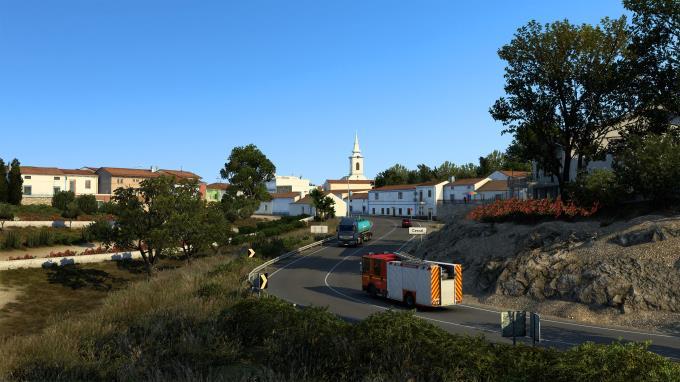 Euro Truck Simulator 2 Iberia Update v1 40 5 0 incl DLC PC Crack
