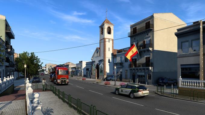 Euro Truck Simulator 2 Iberia Update v1 40 5 0 incl DLC Torrent Download