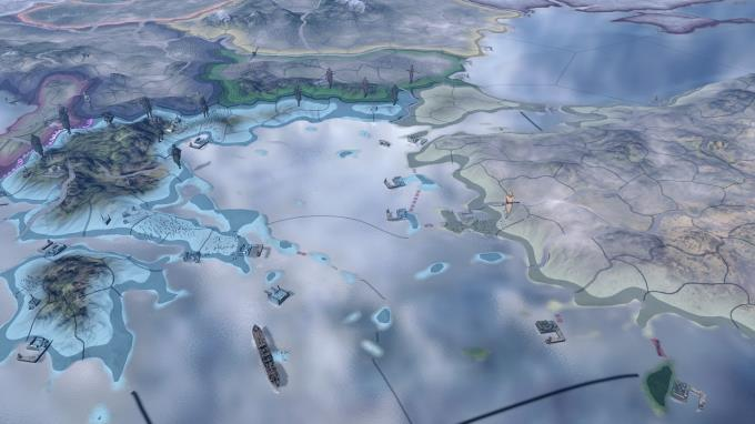 Hearts of Iron IV Battle for the Bosporus Update v1 10 6 incl DLC PC Crack