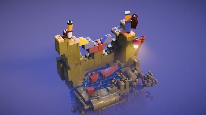LEGO Builders Journey PC Crack