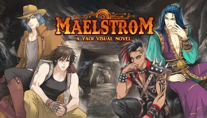 Maelstrom: A Yaoi Visual Novel Free Download