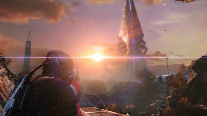 Mass Effect Legendary Edition PC Crack