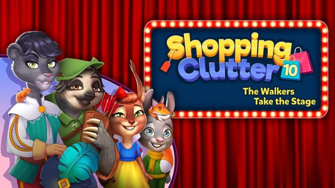 Shopping Clutter 10 The Walkers Take the Stage Free Download