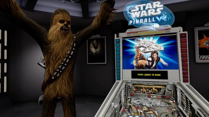 Star Wars Pinball VR Torrent Download