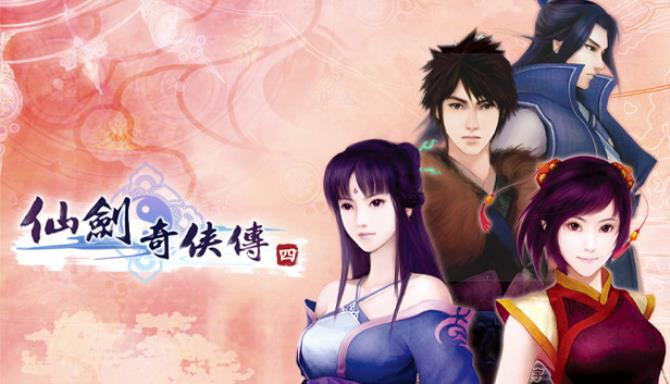 Sword and Fairy 4 CHiNESE Free Download