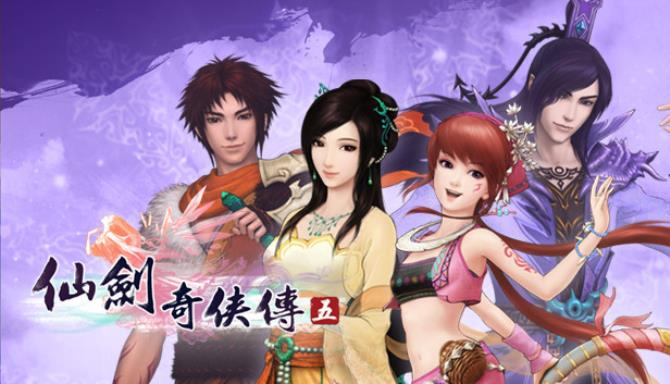 Sword and Fairy 5 CHiNESE Free Download