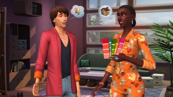 The Sims 4 Dream Home Decorator PC Crack