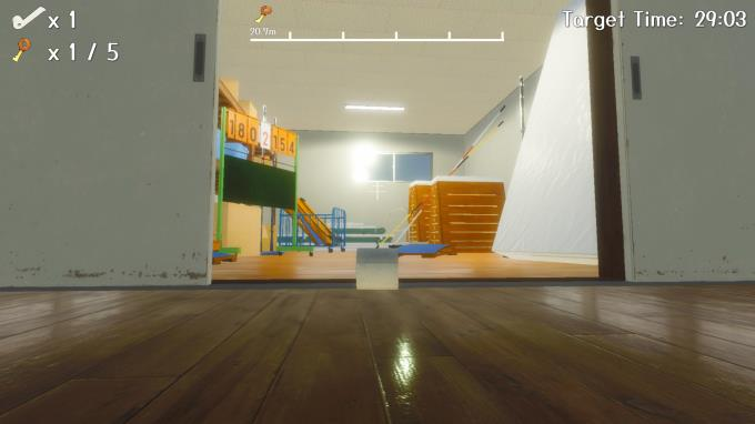 Toilet paper wants to be a basketball Torrent Download