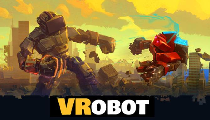 VRobot VR Free Download