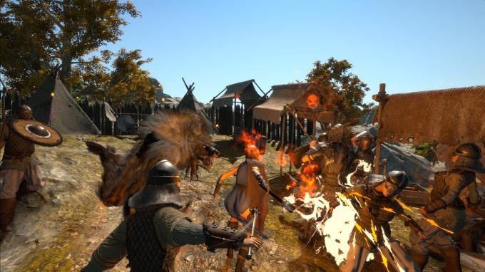 Blackthorn Arena The Roar from the North PC Crack