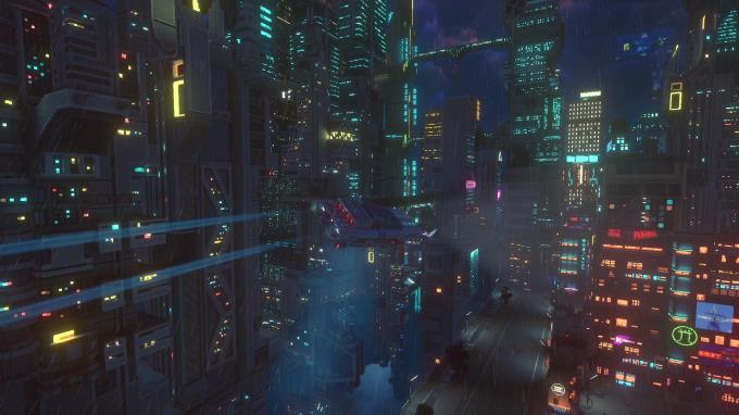 Cloudpunk City of Ghosts Update v20210613 Torrent Download