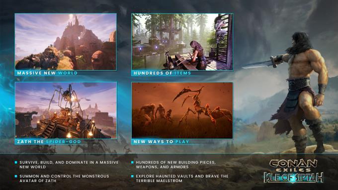 Conan Exiles Isle of Siptah Update v2 4 6b Torrent Download